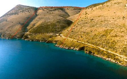 Продажа земельного участка в райском уголке Албании