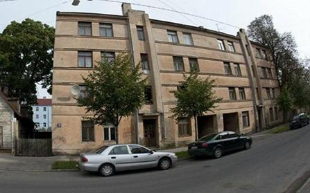 Домовладение в Риге, Латвия