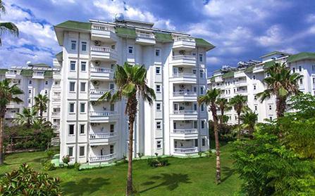 Продается отель на 248 номеров в Алании