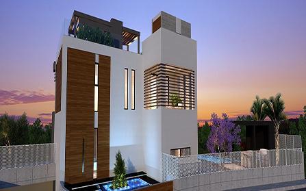 Продажа виллы премиум-класса на берегу моря, Кипр
