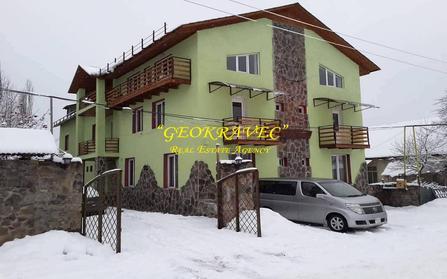 Продается действующая гостиница в Бакуриани, Грузия