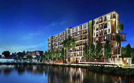 Односпальные апартаменты  на Пхукете, Таиланд