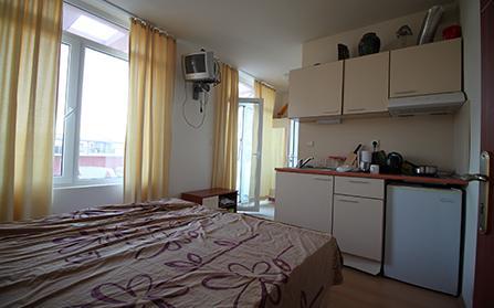 Квартира-студия в Солнечном Берегу