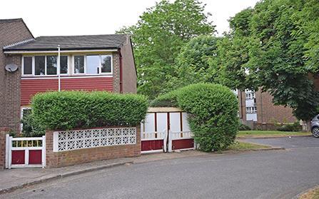 Строительство дома в Бристоле, Великобритания