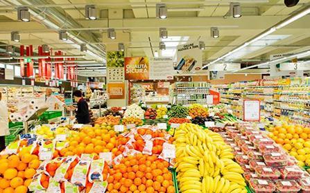 Коммерческое помещение под супермаркет в Риме, Италия