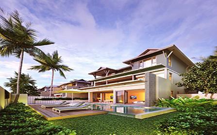 Продажа трехкомнатной резиденции в Таиланде