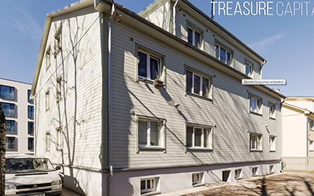 Двухкомнатная квартира в центре Таллина, Эстония