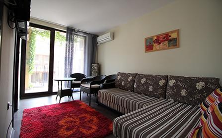 Апартаменты в городе Святой Влас, Болгария