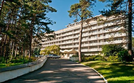 Отель в Юрмале, Латвия