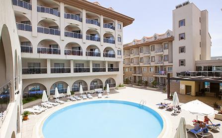 Отель в Анталии, Турция
