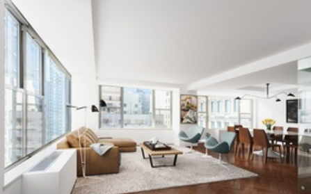 Квартира на Манхэттене, Нью-Йорк
