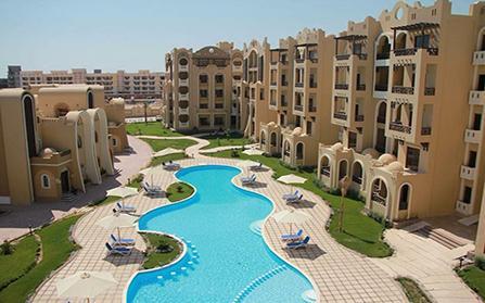 Апартаменты в Хургаде, Египет