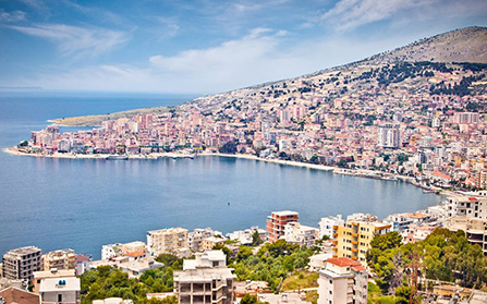 недвижимость албании продажа