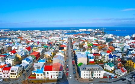 Недвижимость в исландии дубай торревьеха купить недорого недвижимость