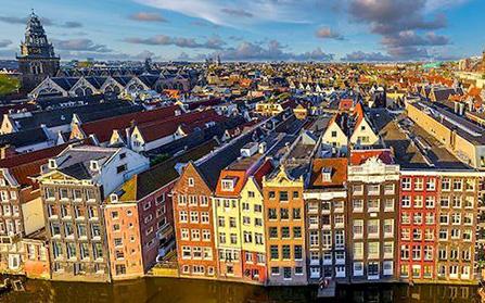Цены на жилье в голландии купить недвижимость в греции халкидики