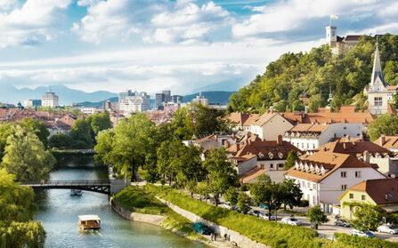 недвижимость словения