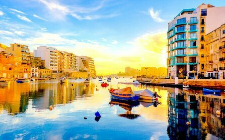 Мальта жилье недвижимость тоскана италия