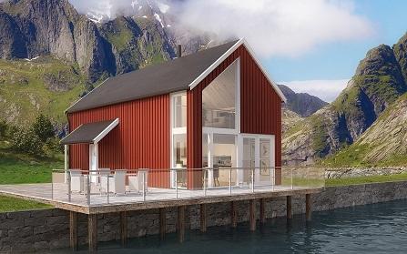норвегия цены на квартиры