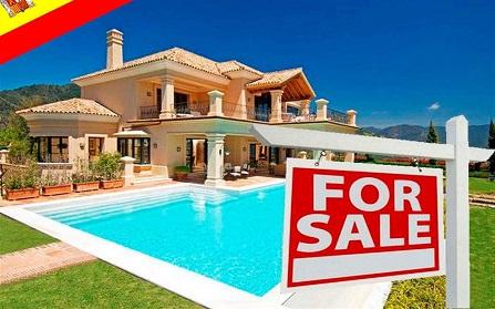 Недвижимость испании распродажа дома в европе